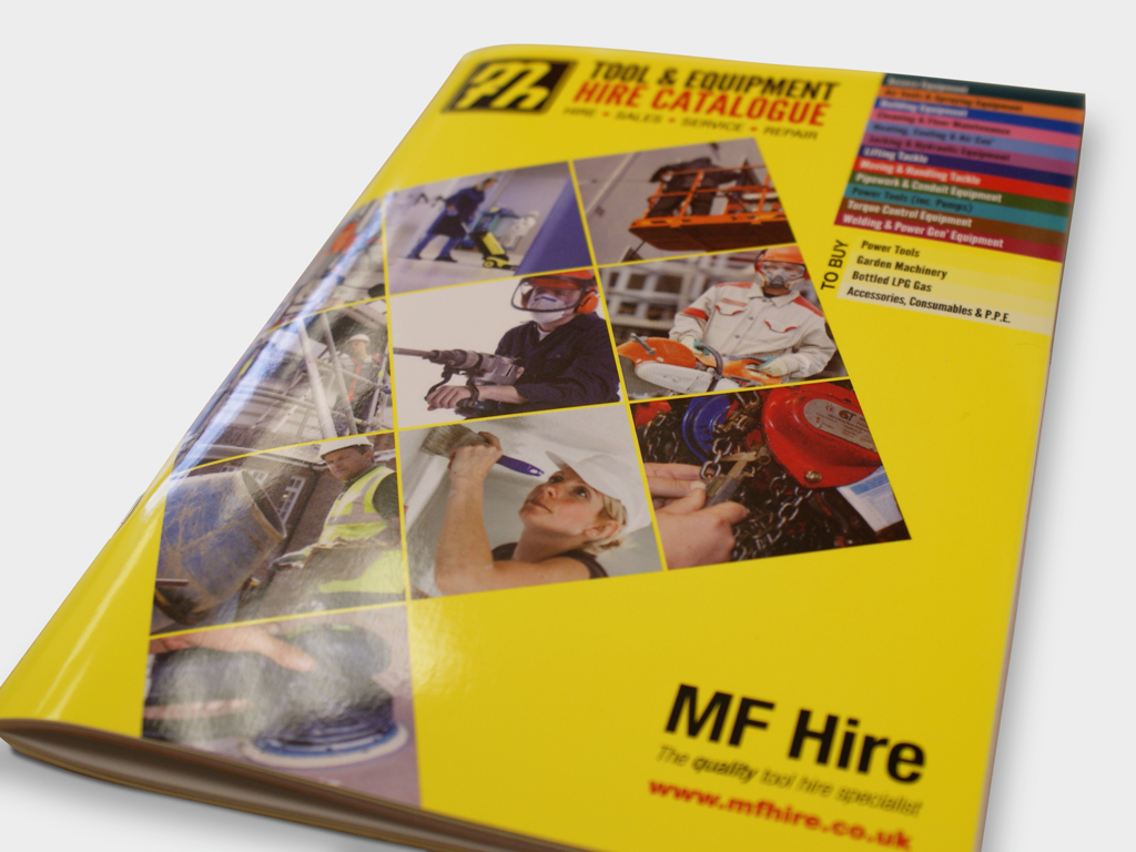 Product catalogue, graphic design, branding, Sheffield, design for print, marketing