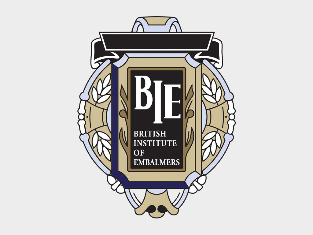 Graphic design of BIE logo