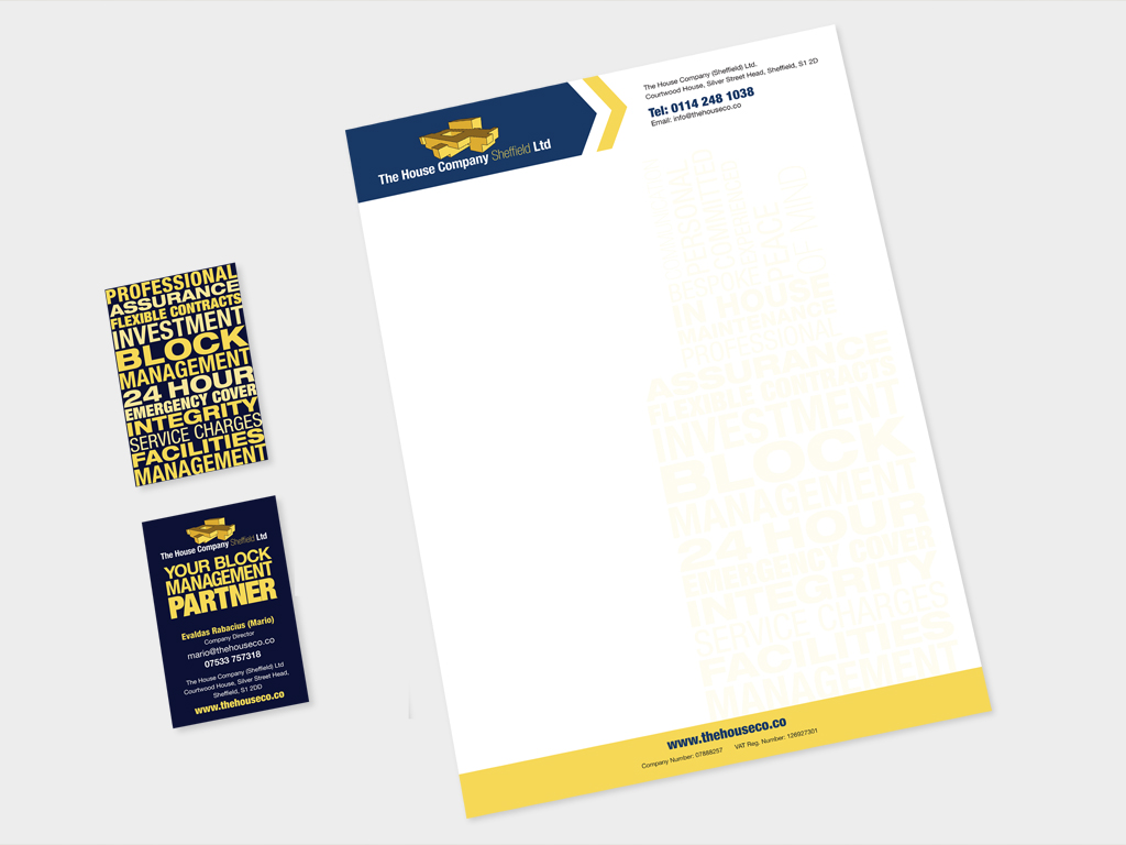 Stationery, letterhead, business cards, Graphic Design, Branding, Brand consultant, Agency, Sheffield, corporate folder design, promotional folder,