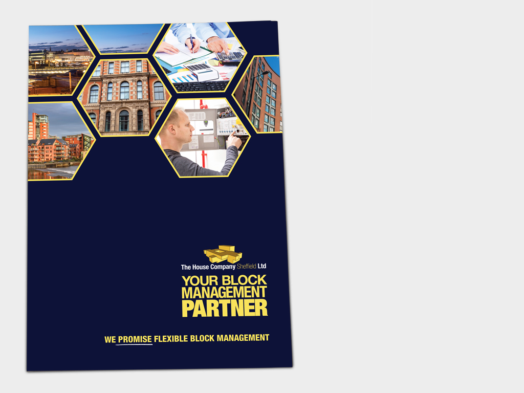 Graphic Design, Branding, Brand consultant, Agency, Sheffield, corporate folder design, promotional folder,