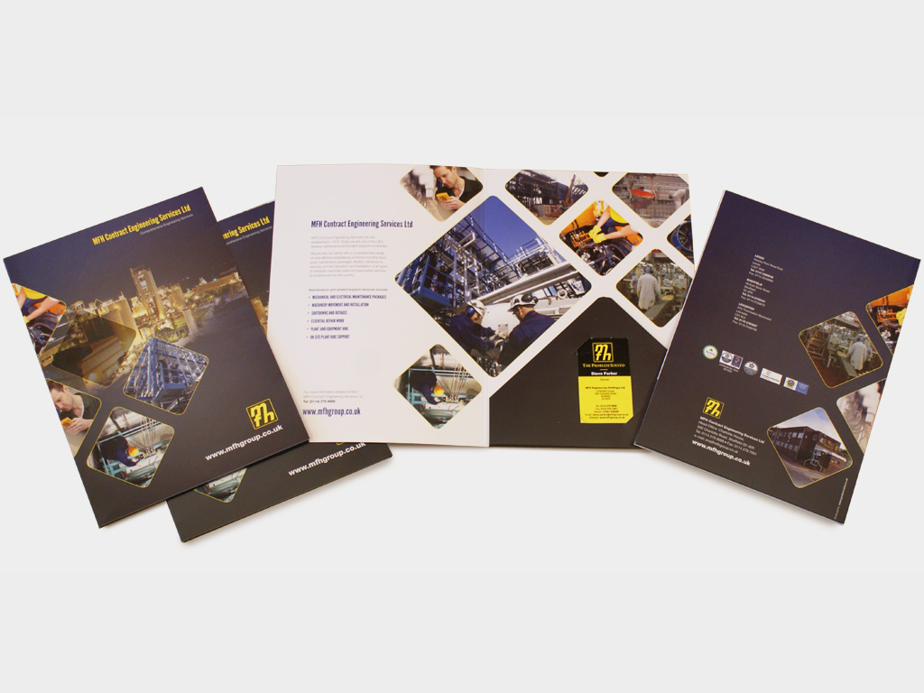 Design_production_Graphic design_branding_brand consultants_agency_print_Sheffield_Brand_development_MFH_Contract_Engineering