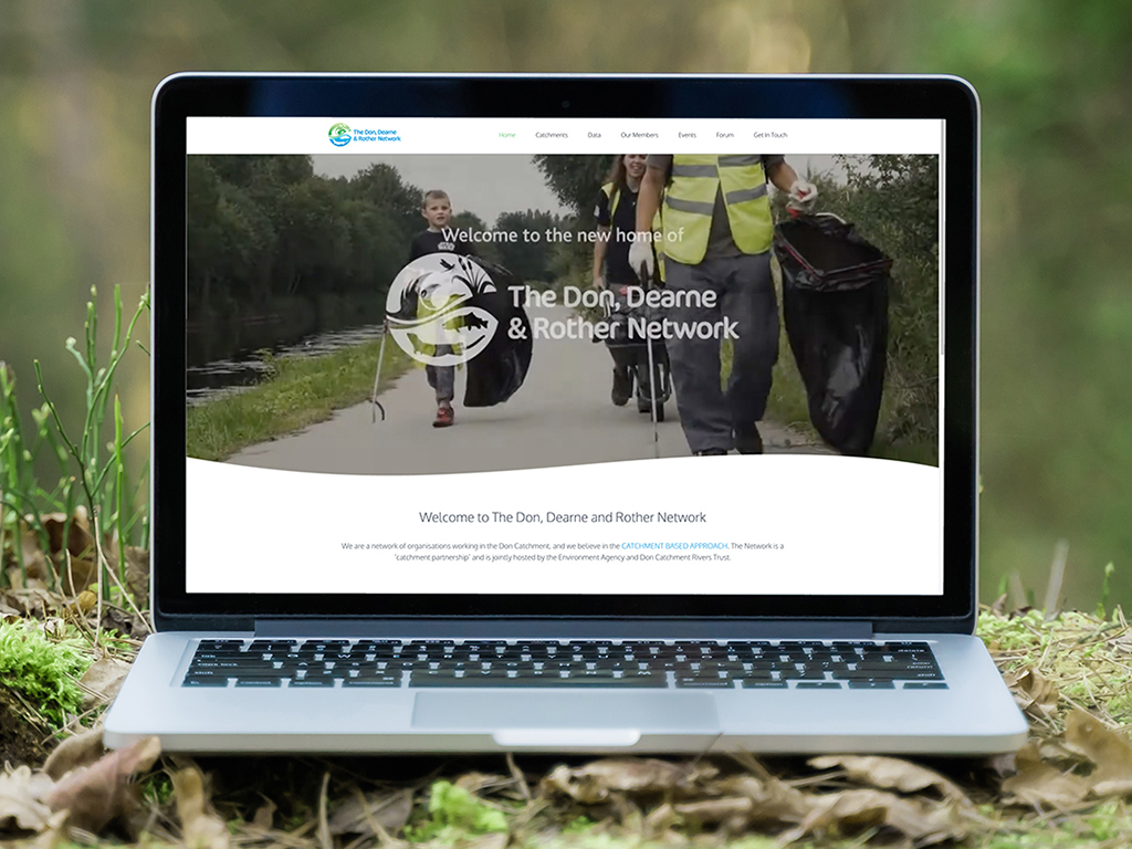 Don, Dearne & Rother website design