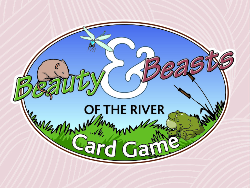 """Beauty & Beasts of the river"" educational card game"
